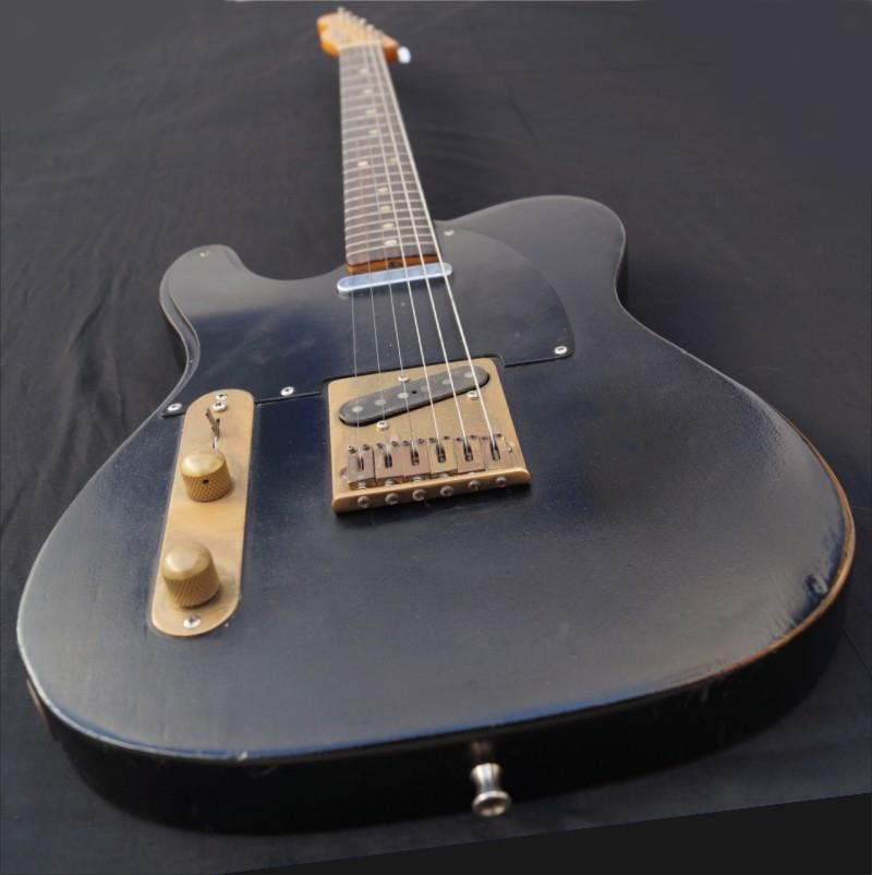 Guitarra Electrica Fender Telecaster Año 68 - Instrumentos para coleccionistas