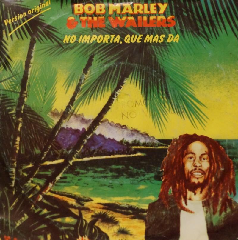 Bob MArley And The Wailers: Zimbabwe. Single Vinilo 45 rpm