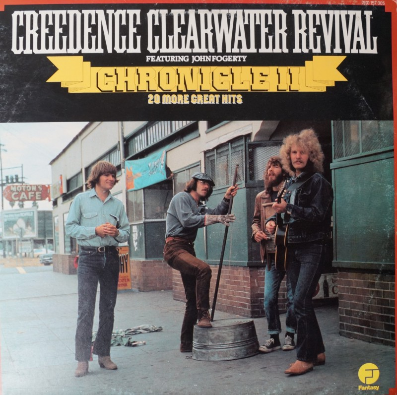 Creedence Clarwater Revival - Chronicle Vol. 2 - Doble Album Vinilo 33 rpm