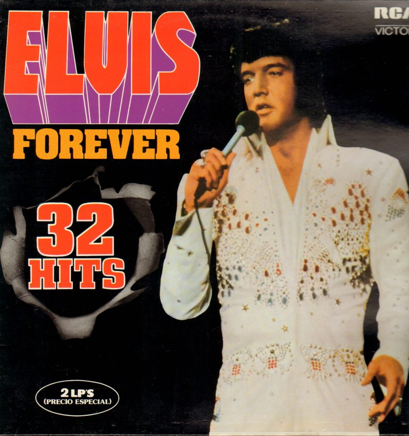 Elvis Presley: Elvis Forever (32 Greatest Hits)