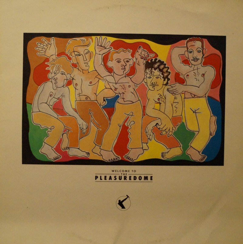 Frankie Goes To Hollywood - Welcome To The Pleasuredome. Doble Albúm Vinilo 33 rpm