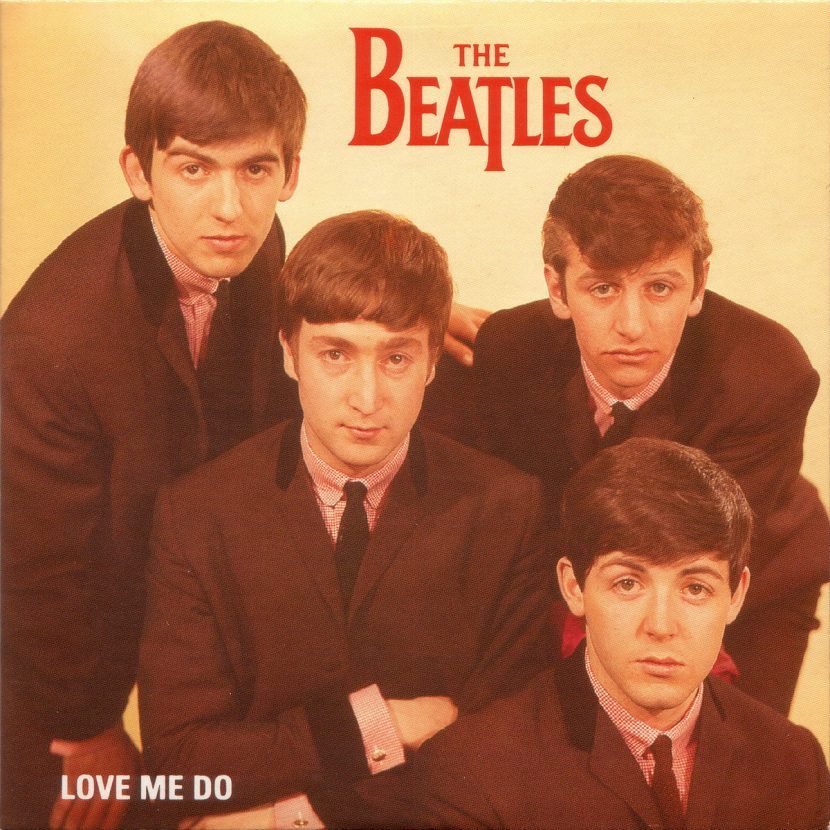 The Beatles: Love Me Do (CD Ep Two Singles Version)