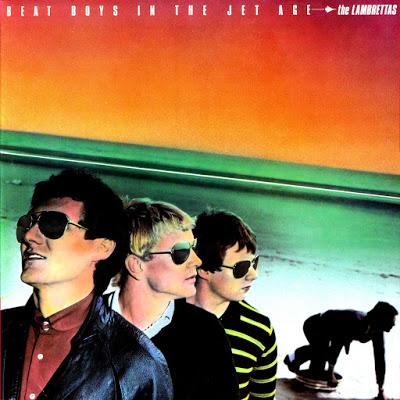 The Lambrettas - Beat Boys in the Jet Age. Albúm Vinilo 33 rpm