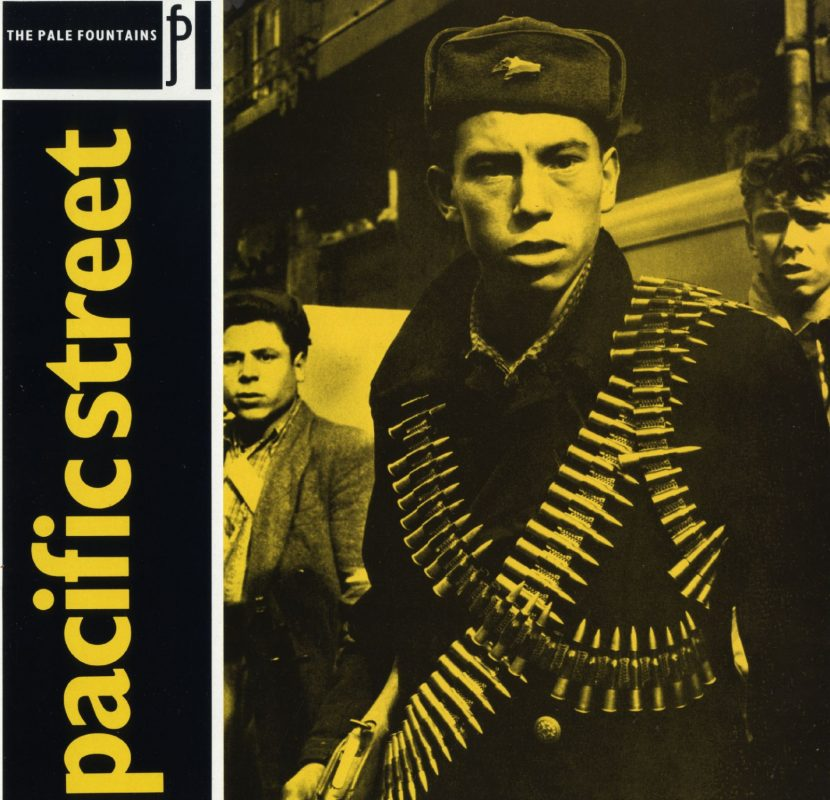 The Pale Fountains - Pacific Street. Albúm Vinilo 33 rpm