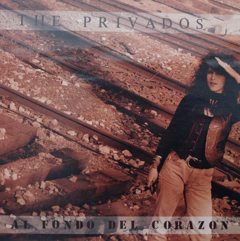 The Privados - Al Fondo del Corazón. Mini L.P. 33 rpm.