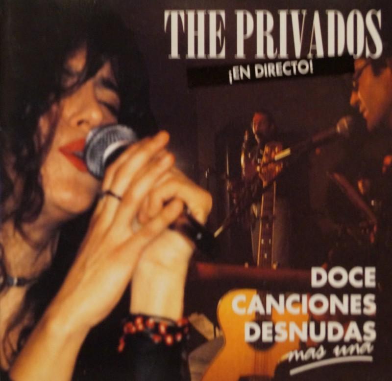 The Privados: Doce Canciones Desnudas + Una