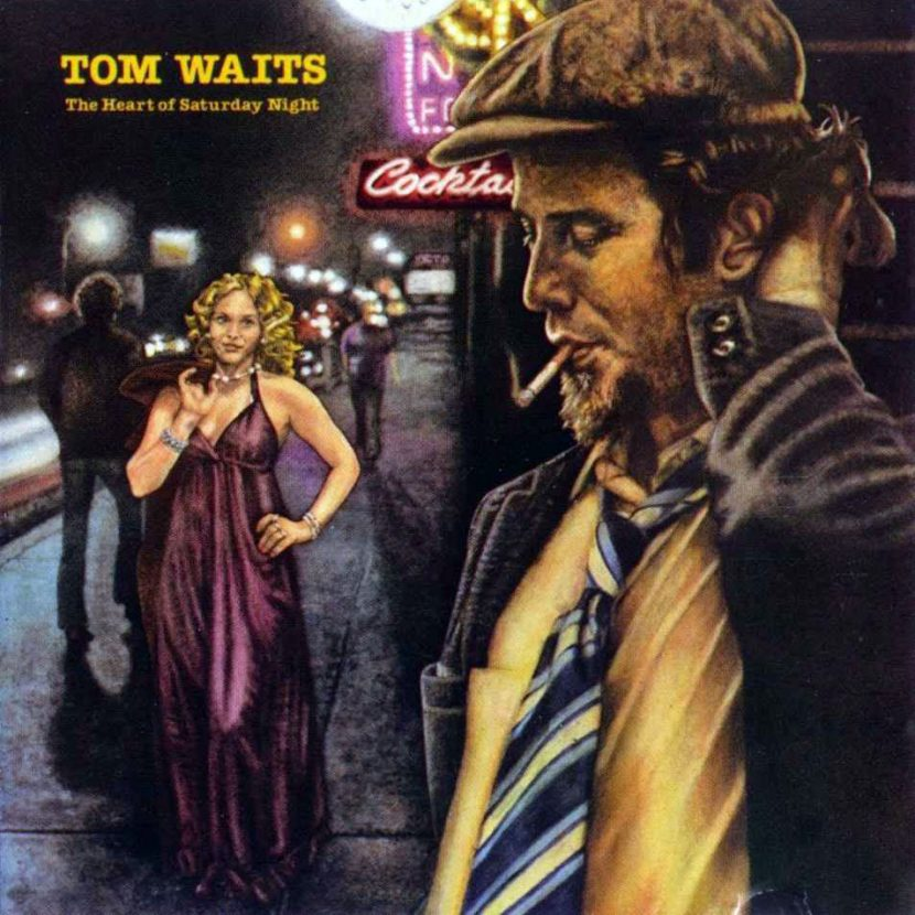 Tom Waits - The Heart of Saturday Night. Albúm Vinilo 33 rpm