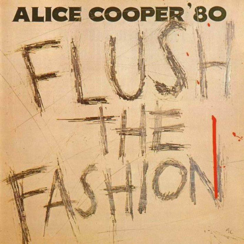 alice cooper flush the fashion vinilo lp ALBUM 33 RPM