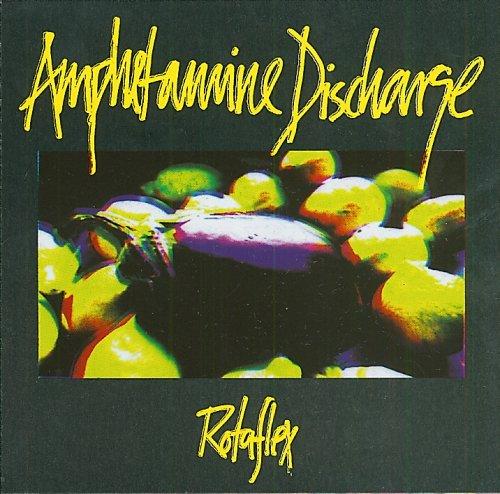 Amphetamine Discharge: Rotaflex - CD Albúm