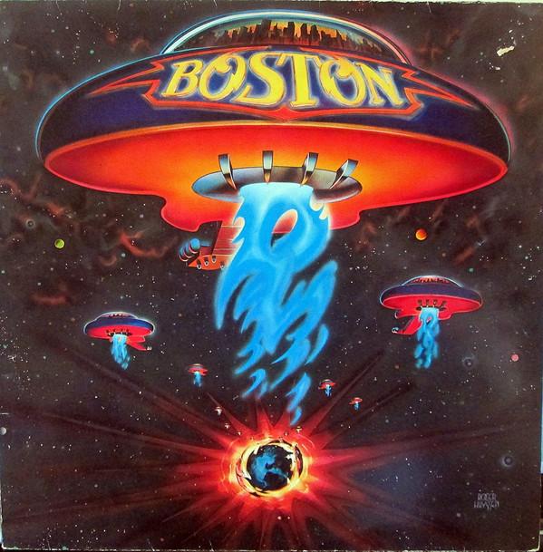 Boston: More Than A Feeling. Albúm LP Vinilo 33 rpm