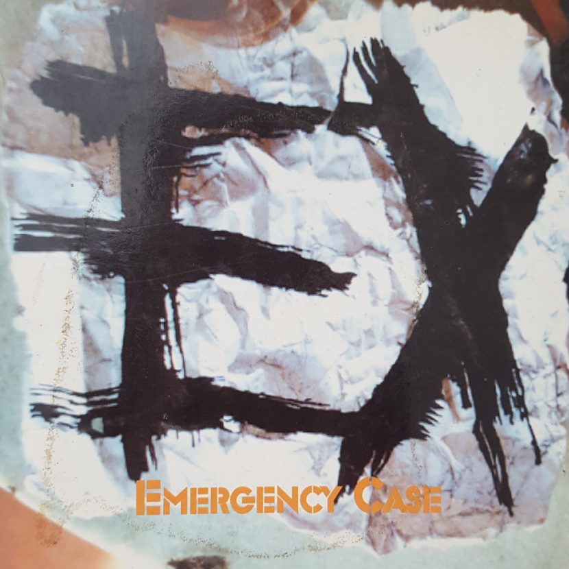 EX - Emergency Case. CD Álbum