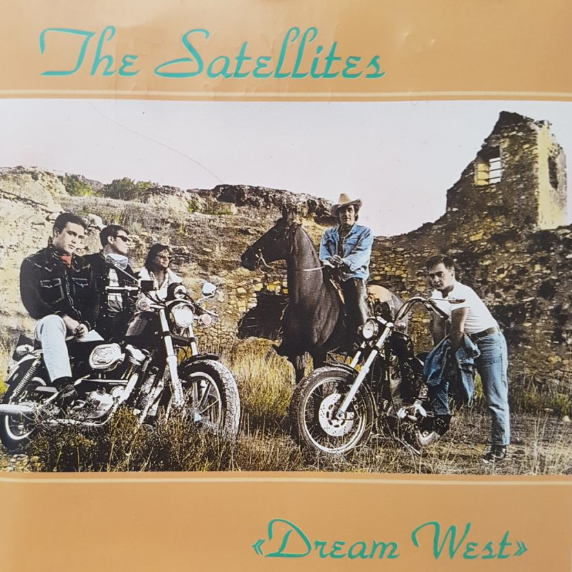 The Satellites - Dream West. CD Álbum