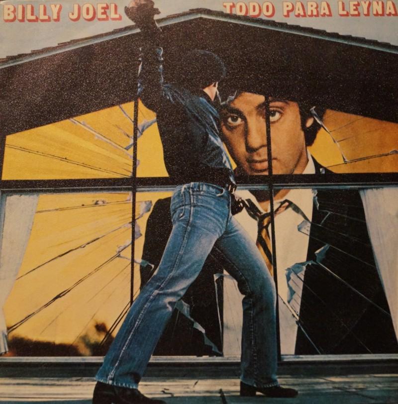 Billy Joel All for Leyna. Single vinilo 45 rpm