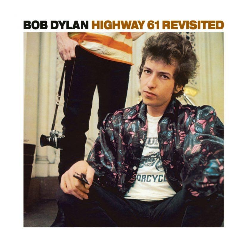 Bob Dylan Highway 61 Revisited. CD Album