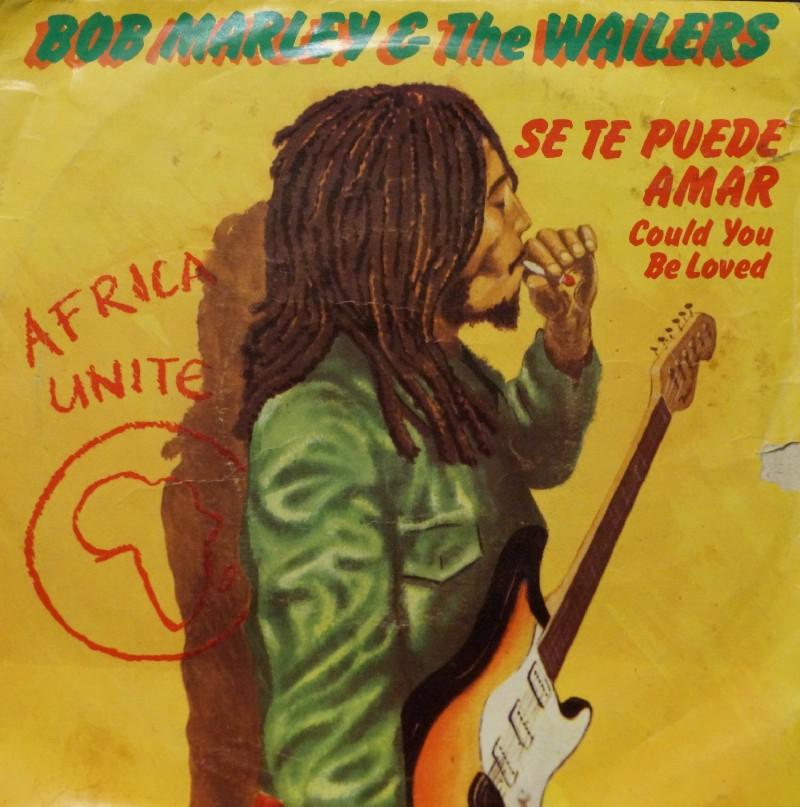 Bob Marle & The Wailers Se Te puede Amar
