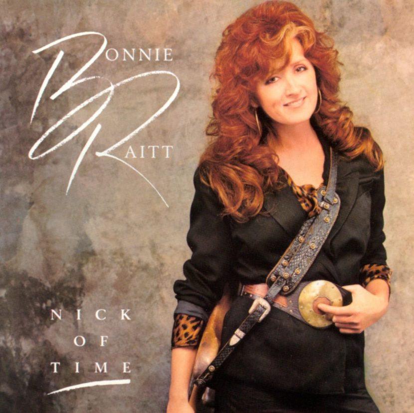 Bonnie Raitt - Nick of Time. Album vinilo 33 rpm