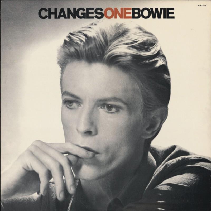 David Bowie - Changes One Bowie. Album vinilo 33 rpm
