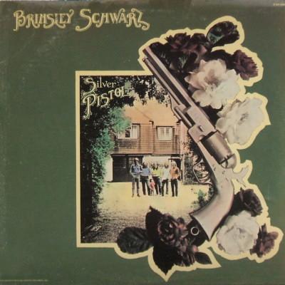 Brinsley Schwarz - Silver Pistol. Album Vinilo 33 rpm