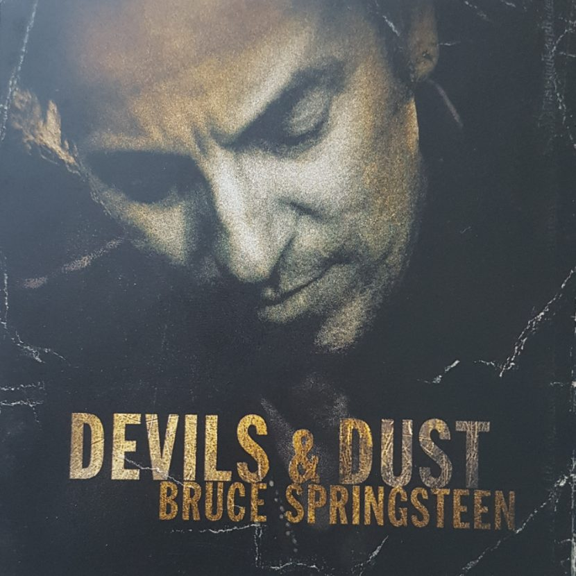 Bruce Springsteen - Devils & Dust. CD Albúm