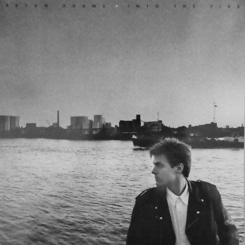 Bryan Adams: Into The Fire - LP Vinilo 33 rpm