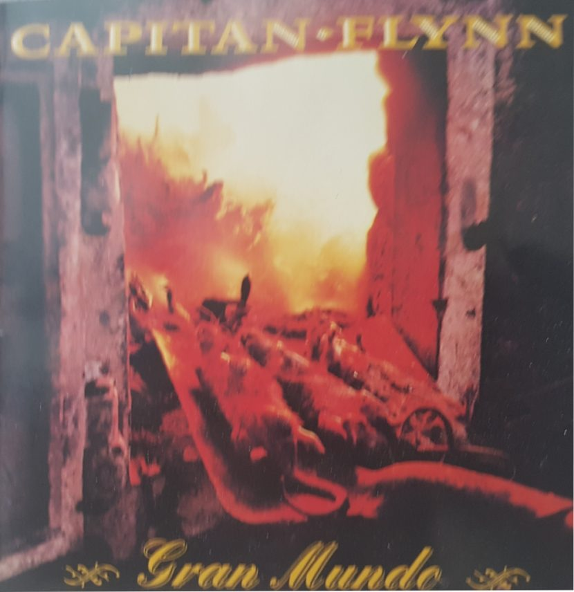 Capitan Flynn - Gran Mundo. CD Albúm