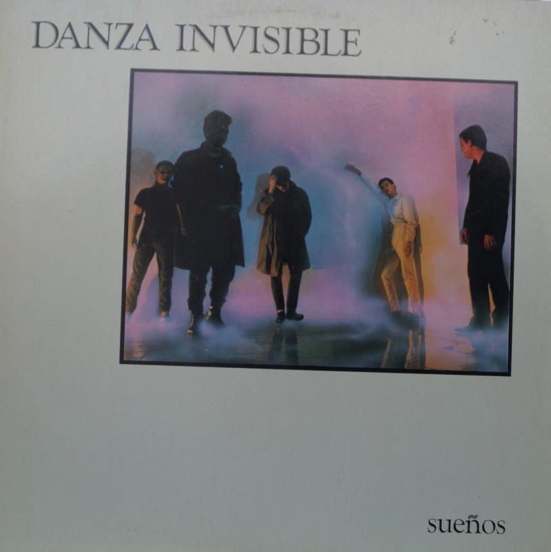Danza Invisible - Sueños. Mini L.P. Vinilo 45 rpm