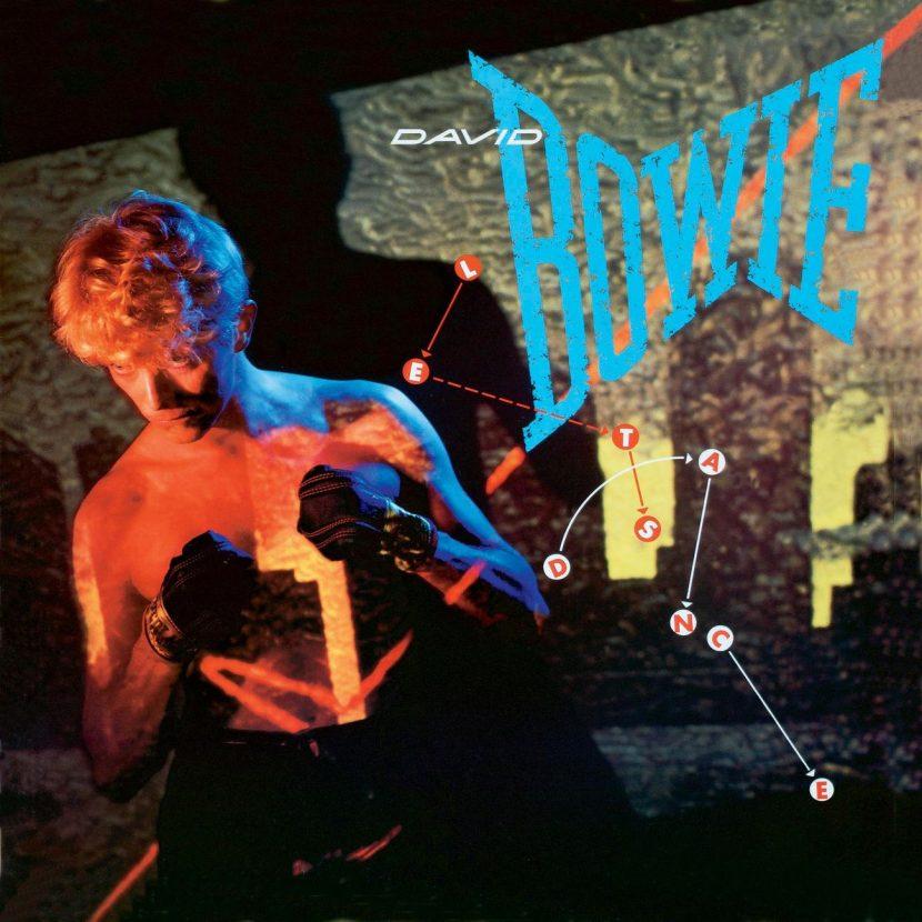 David Bowie: Lets Dance (Bailemos) Albúm LP Vinilo 33 rpm