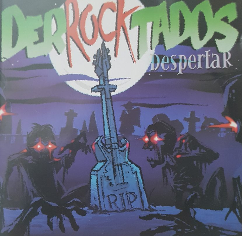 Derrocktados - Despertar. CD Albúm