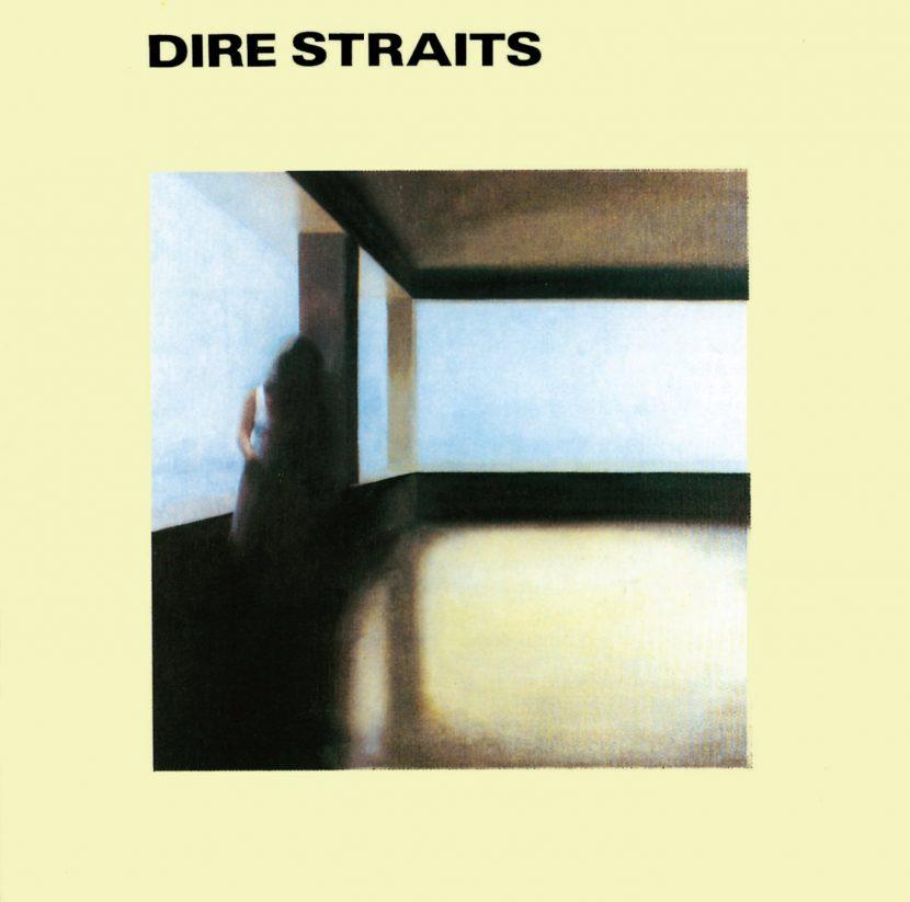 Dire Straits: Down To The Waterline - LP Vinilo