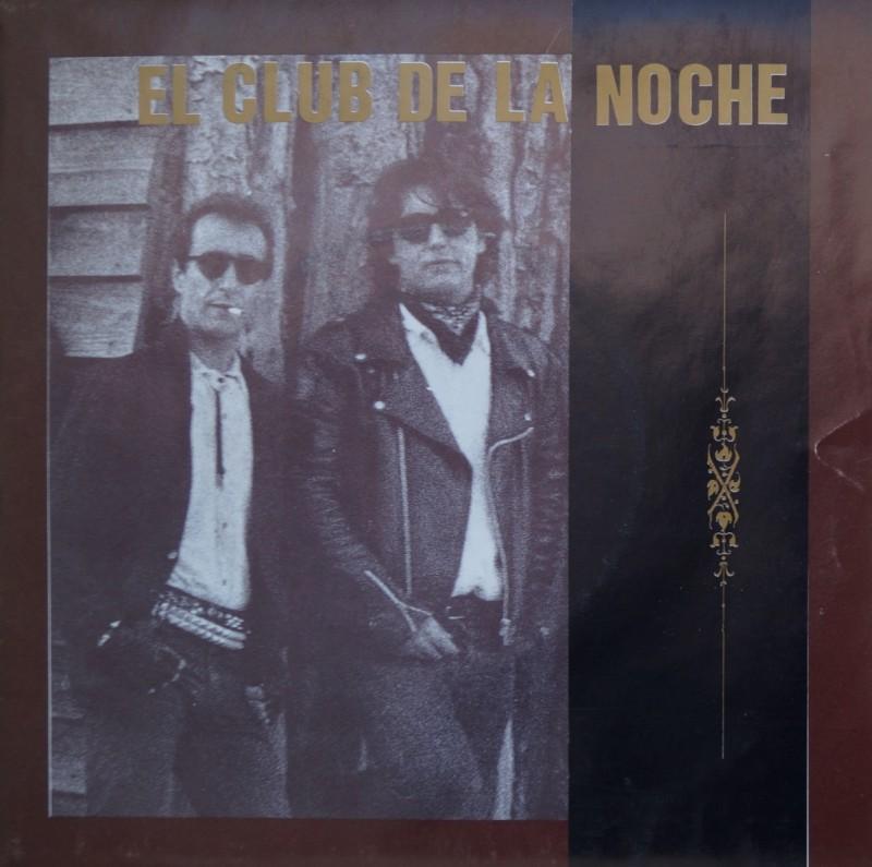 El Club de la Noche - Pensando en Ti. Single Vinilo 45 rpm