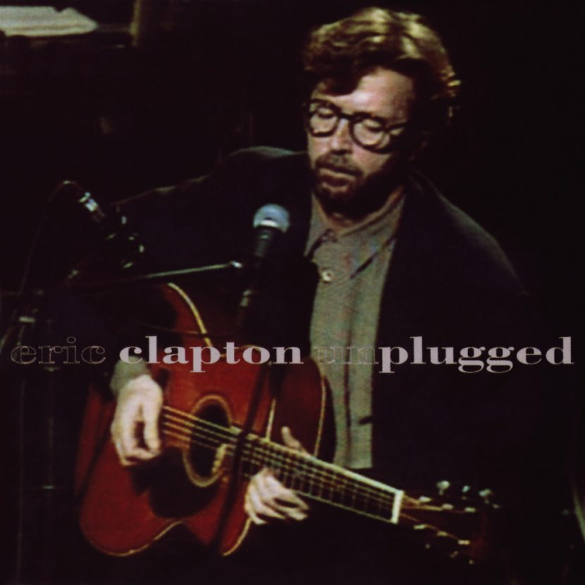 Eric Clapton - Unplugged. CD Albúm