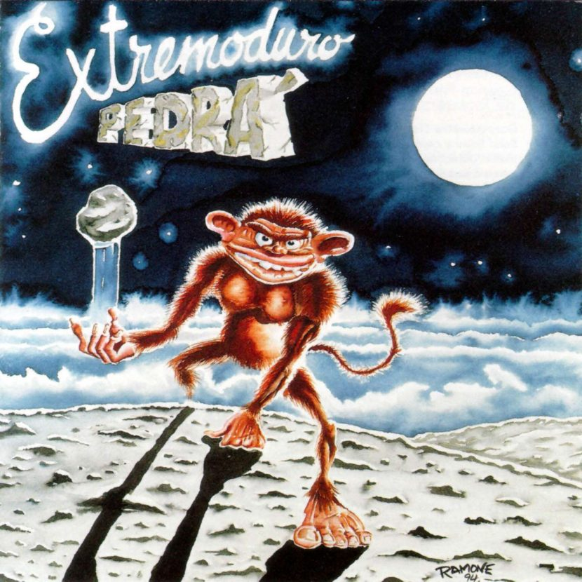 Extremoduro: Pedrá - CD Single