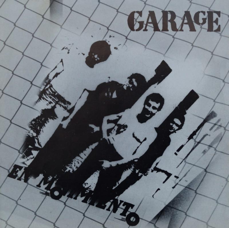 Garage - En Movimiento - E.P. Vinilo 45 rpm. Punk Rock & After-punk.