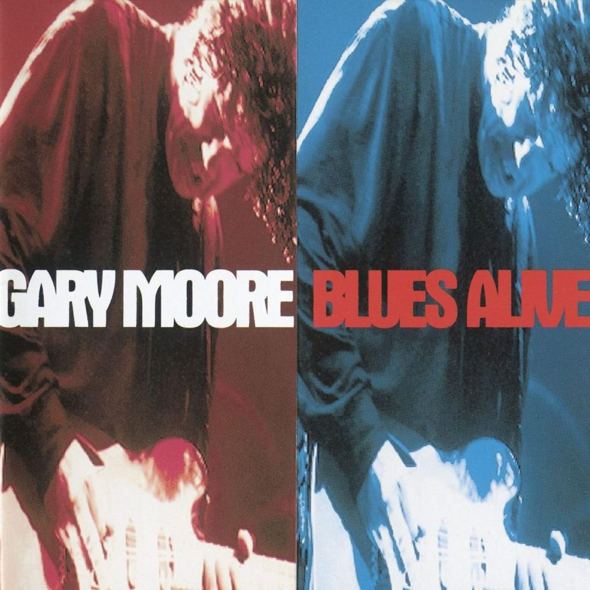 Gary Moore: Blues Alive - CD Albúm