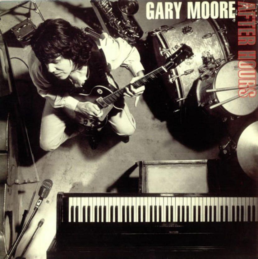 Gary Moore - After Hours - Albúm LP Vinilo 33 rpm