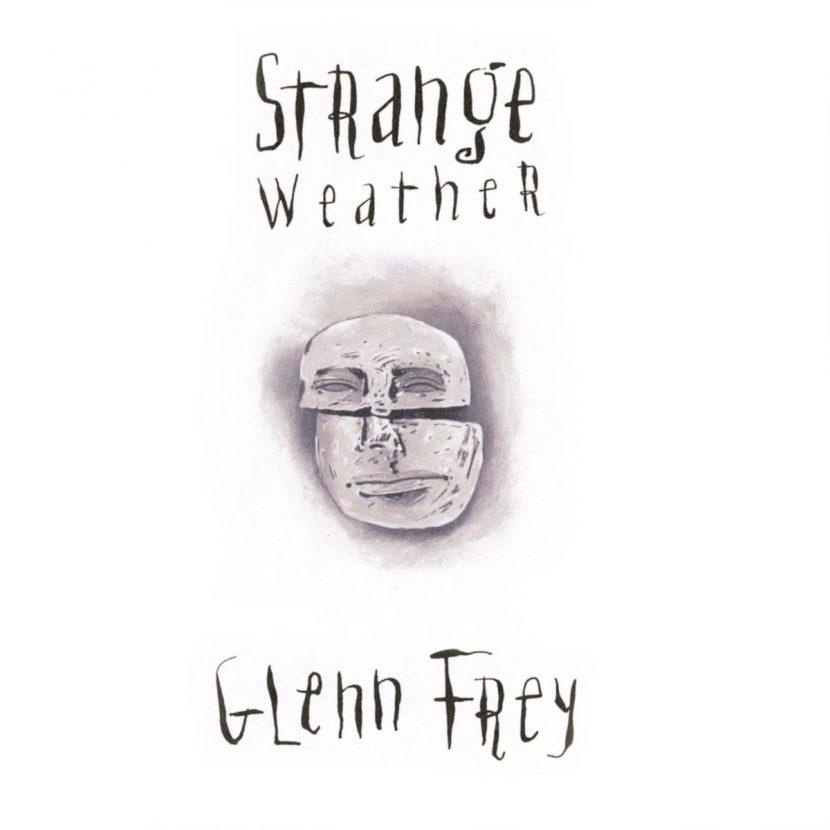 Glenn Frey: Strange Weather- CD Albúm