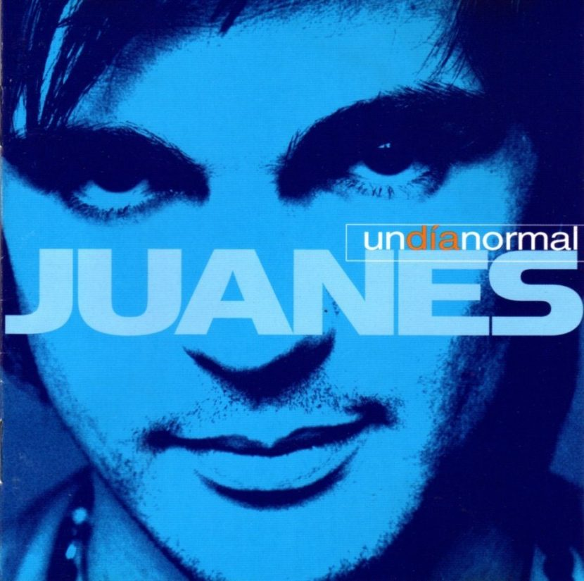 Juanes - Un día normal. CD Álbum