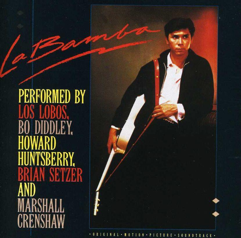 La Bamba - Original Motion Picture Soundtrack. Albúm Vinilo LP 33 rpm