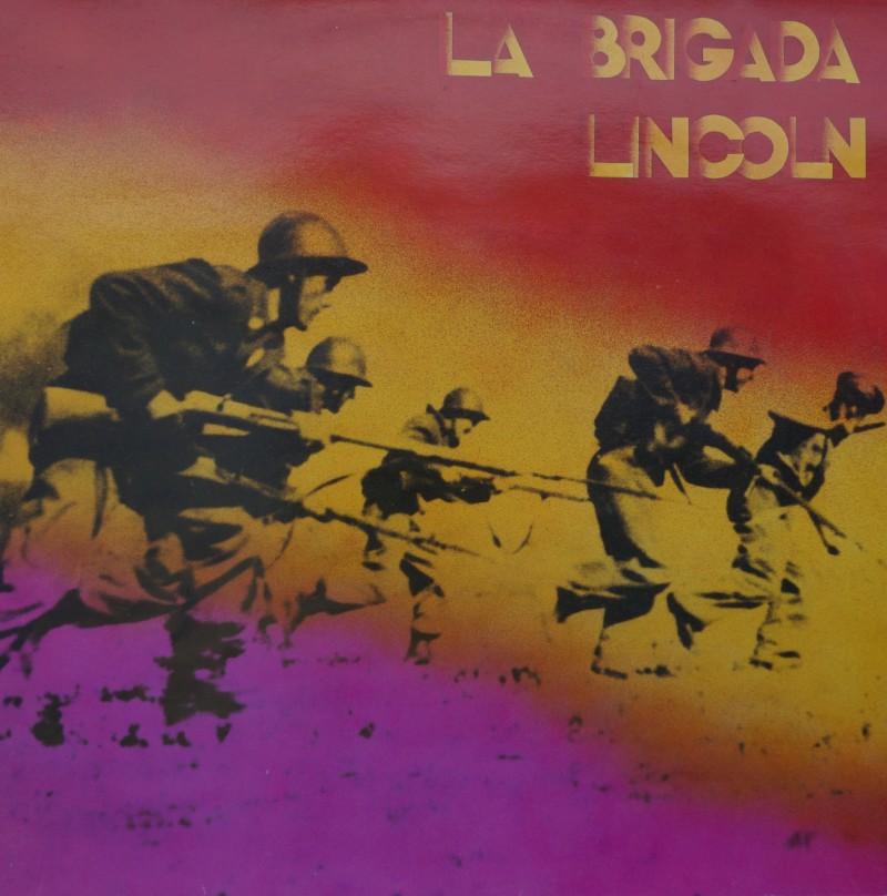 La Brigada Lincoln - Mini LP Vinilo 33 rpm