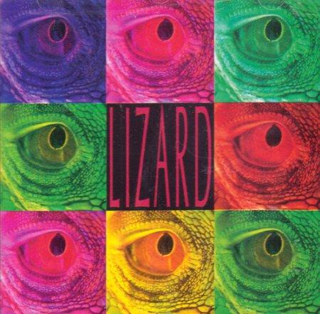 Lizard - The Lizards Smile. CD Albúm