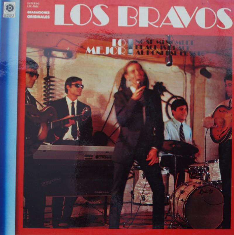 Los Bravos - Lo Mejor. Albúm Recopilacion Vinilo 33 rpm