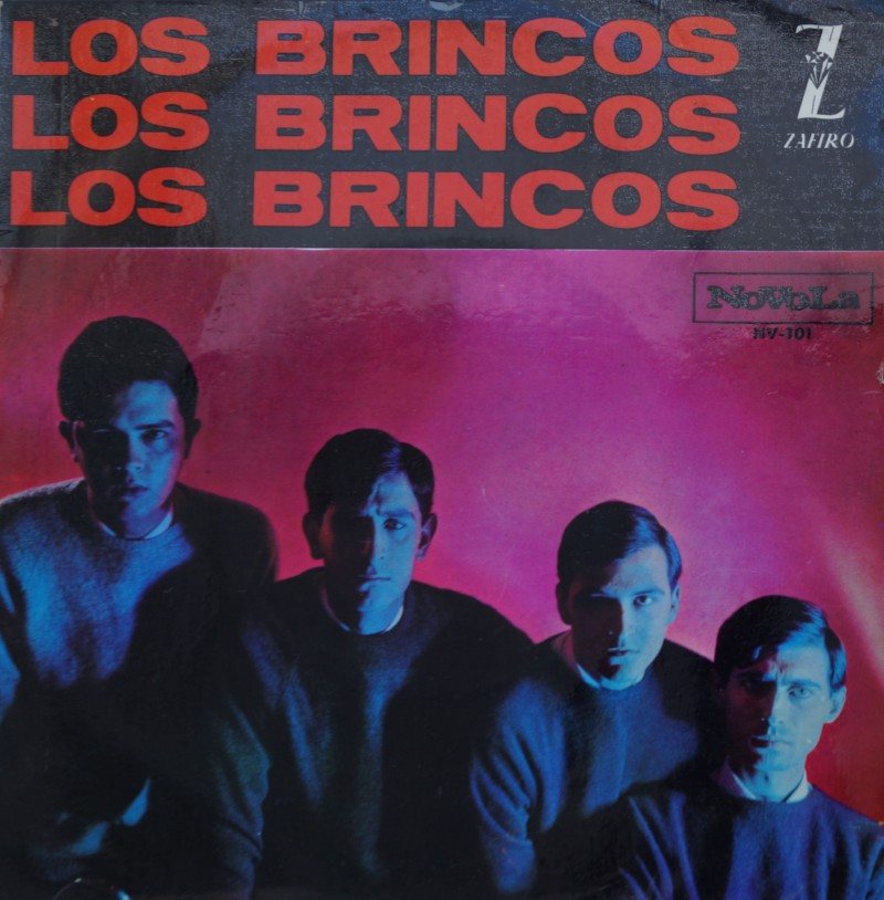 Los Brincos - Flamenco. EP Vinilo 45 rpm