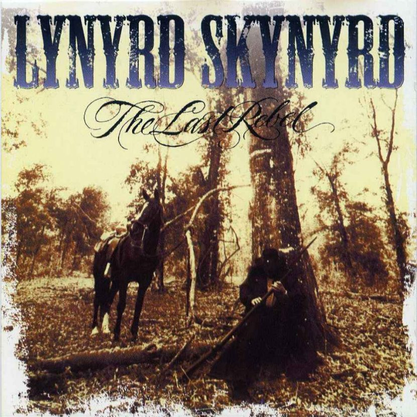 Lynyrd Skynyrd: The Last Rebel - CD Albúm