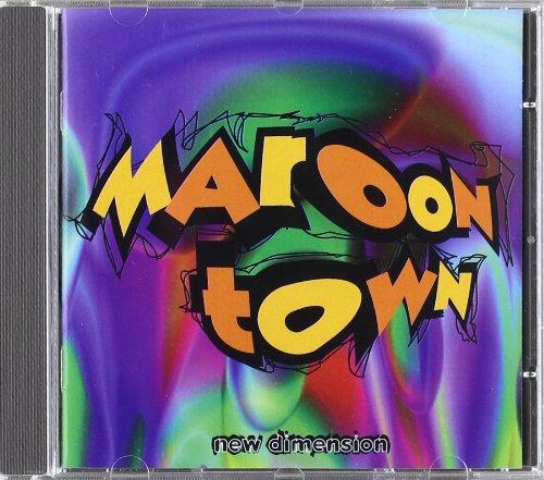 Maroon Town: New Dimension - CD Albúm