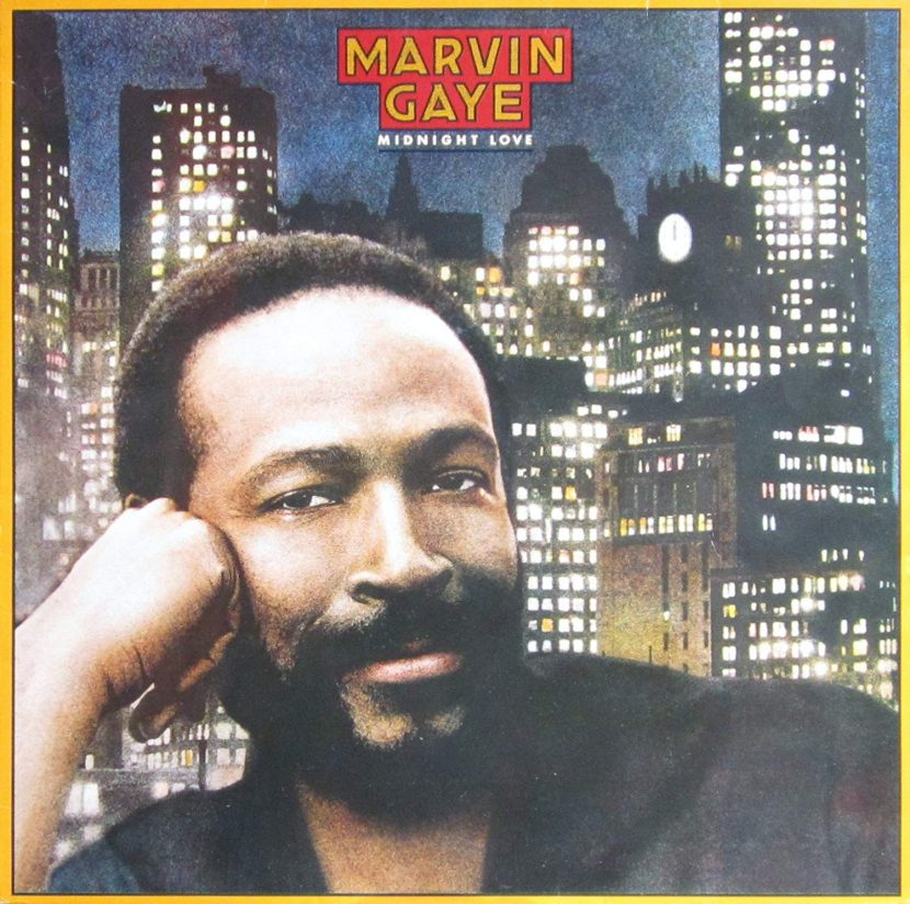 Marvin Gaye: Midnight Love - CD Albúm