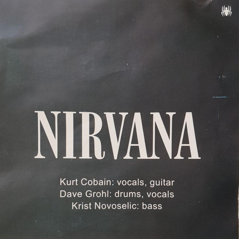 Nirvana - Greatest Hits. CD Albúm