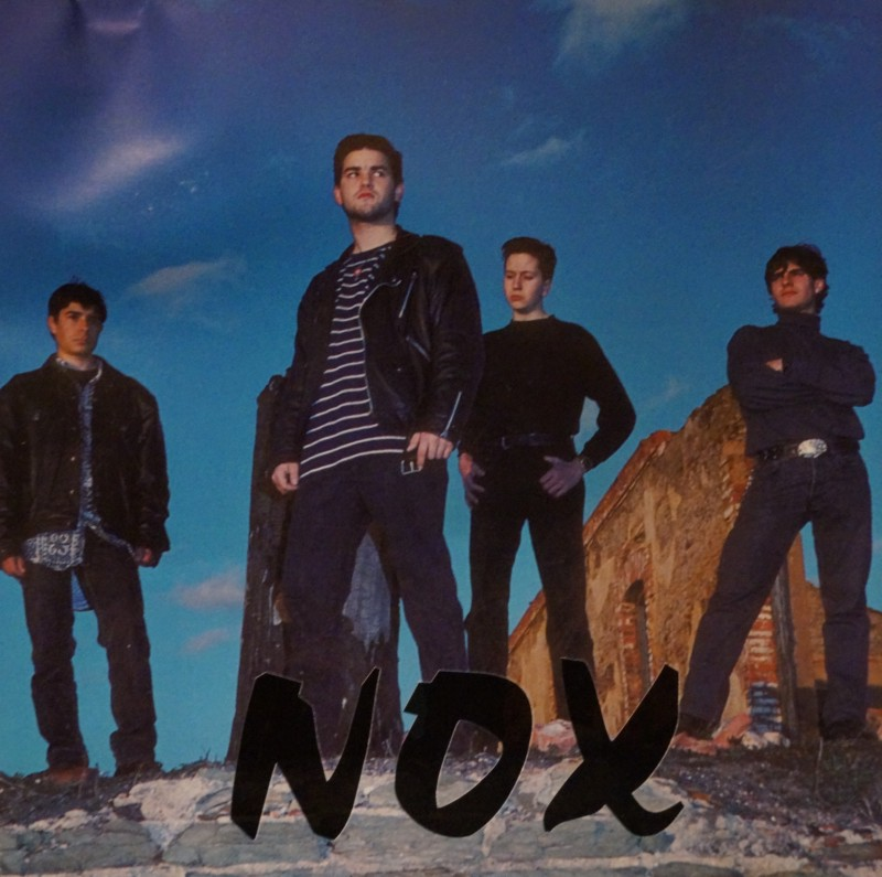 NOX - Mini CD (4 temas)