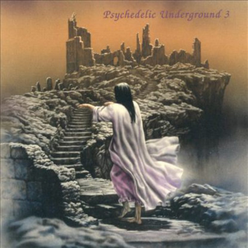 Psychedelic Underground 3 - Compilation, Promo, Limited Edition