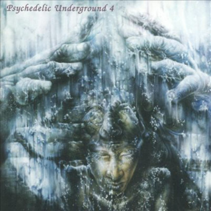 Psychedelic Underground 4 - Compilation, Promo, Limited Edition