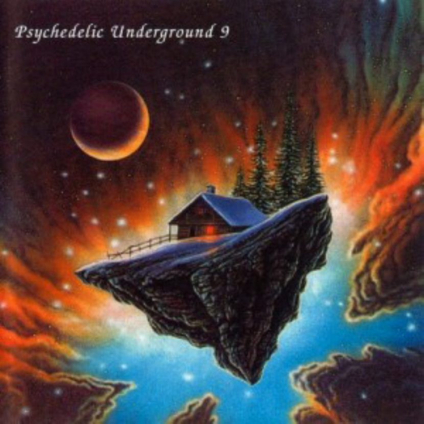 Psychedelic Underground 9 - Compilation, Promo, Limited Edition